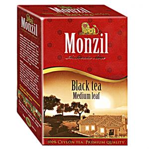 Крупнолистовой чай из Шри-Ланки